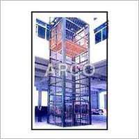 Goods Cage Lift