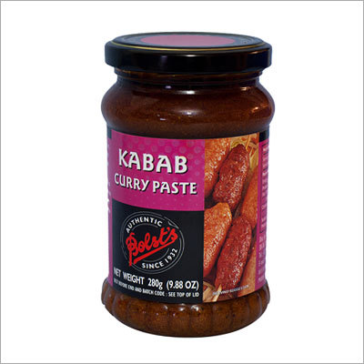 Kabab Curry Paste