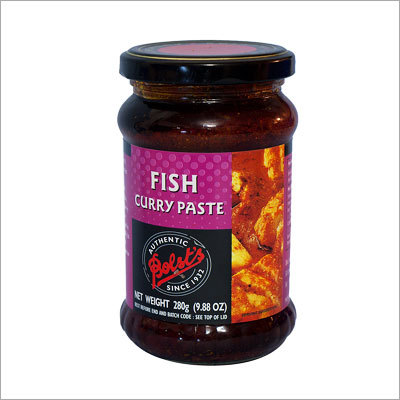 Fish Curry Paste