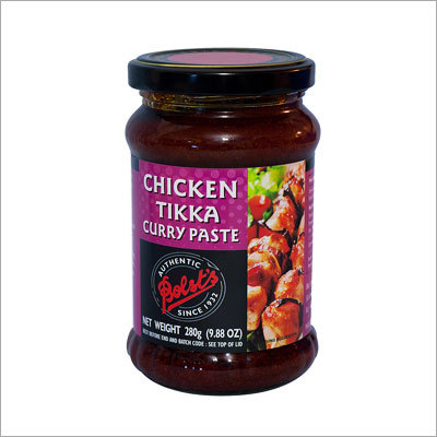 Chicken Tikka Curry Paste