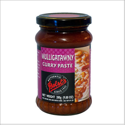 Mulligatawny Curry Paste