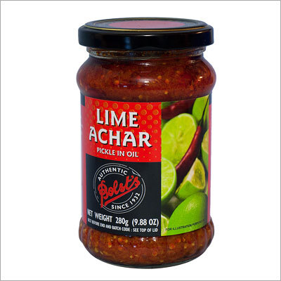 Tasty Lime Pickle