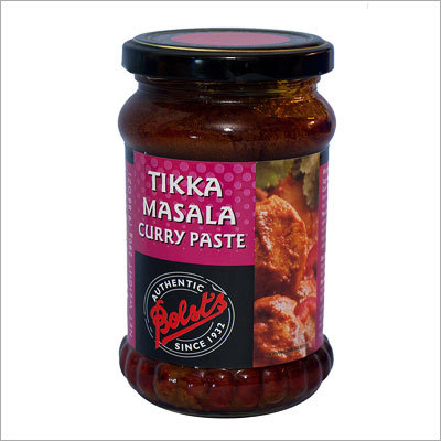 Tika Masala Curry Paste