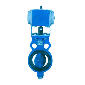 Actuator Mounted Butterfly Valves
