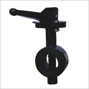 Hand Lever Operated Butterfly Valves