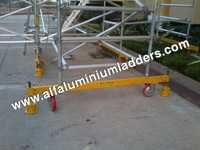 Scaffolding Tower With Wheels
