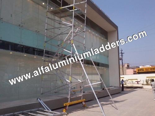 Lightweight Aluminum Ladders