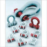 Grade 80 Alloy Steel Bow Shackles