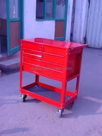 Auto Garage Trolley