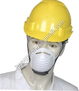 Face Protection Mask (PP disposable Dust Mask) )
