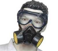 Face Protection Mask (Half face gas mask)