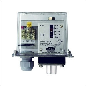High Pressure Switches MZ Series