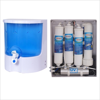 RO System (Spring Gensafe 5 Stage With UV B & F)