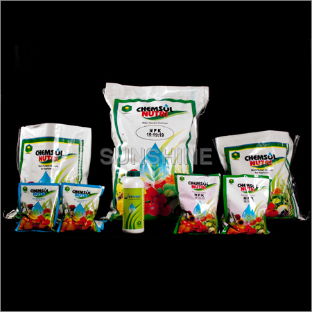 Fertilizer & Agro Chemicals