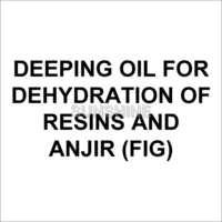 Deeping Oil