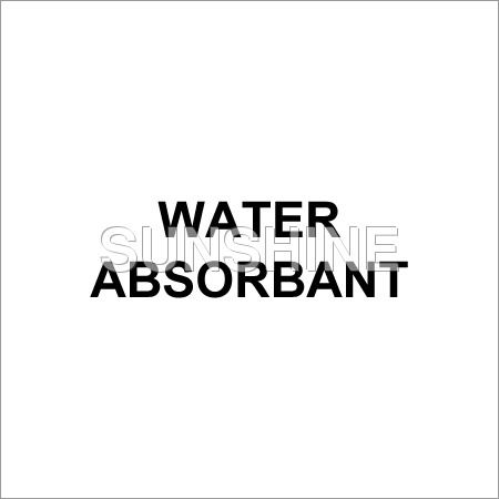 Water Absorbent
