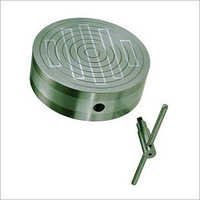 Round Fine Pole Permanent Magnetic Chuck