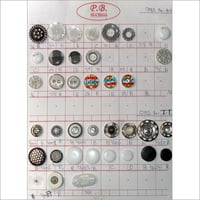 Four Hole Buttons
