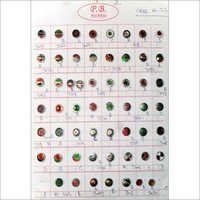 Designer Plastic Buttons