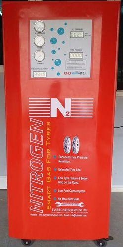 Nitrogen Tyre Inflator System