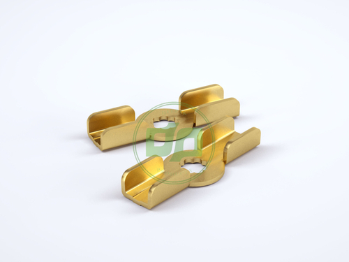 Brass U Clamp