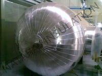 Completely Insulation Dish End