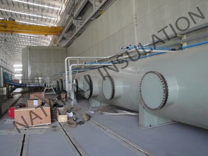 2 Mtr Insulation Pipe Phase Application: For Industrial Use