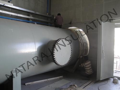 Grey Insulation Pipe