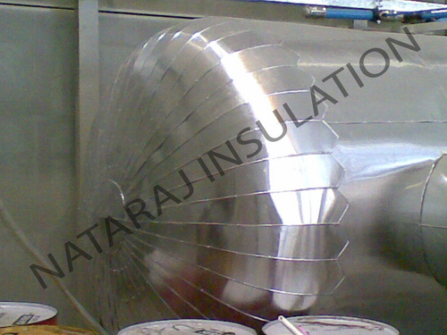 Insulation Of Pipe End
