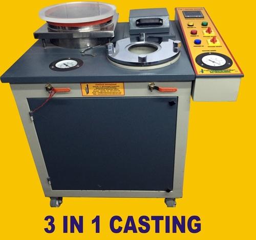3 in 1 Casting Machine