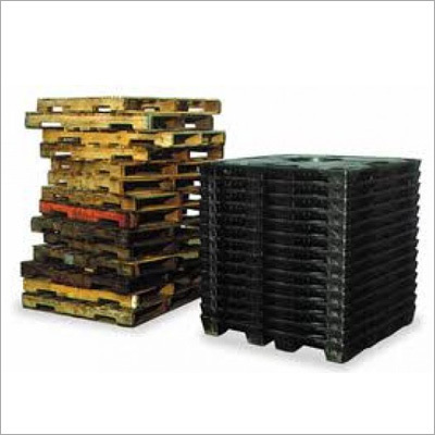 Wood Shipping Pallets