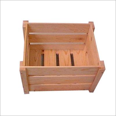 Timber Wood Crates