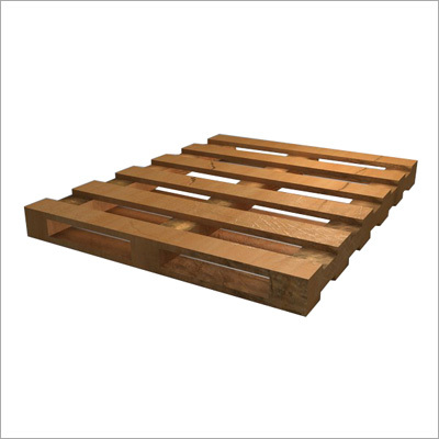 Industrial Wooden Pallets