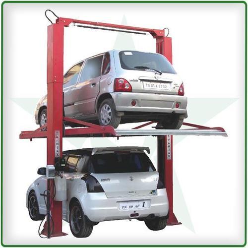 Mini Type Car Parking System