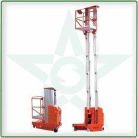 Single Mast Aerial Work Platform