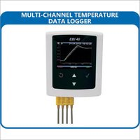 Travelling temperature recorder ( furnace / oven ) for 6 thermocouple