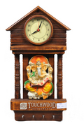HUT Ganesh wall clock