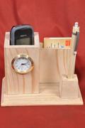 wooden Mobile + VC + Pen Satnd