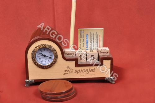 wooden Mobile + VC + Pen Satnd + Coasters