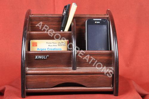 Wooden Multipurpose Utility Holder