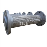 SS Corrugated Braided Flexible Hose Pipe