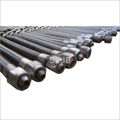 Ss Flexible Hose Pipe With Braiding Certifications: Iso 9001:2008