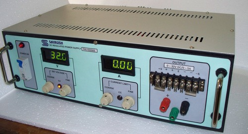 Continuously Variable (CV/CL) Power Supplies