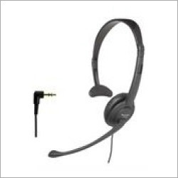 TCA86 Monoaural Headset