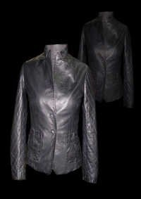 Hooded Leather Jackets