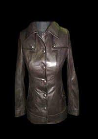 Designer Leather Garment