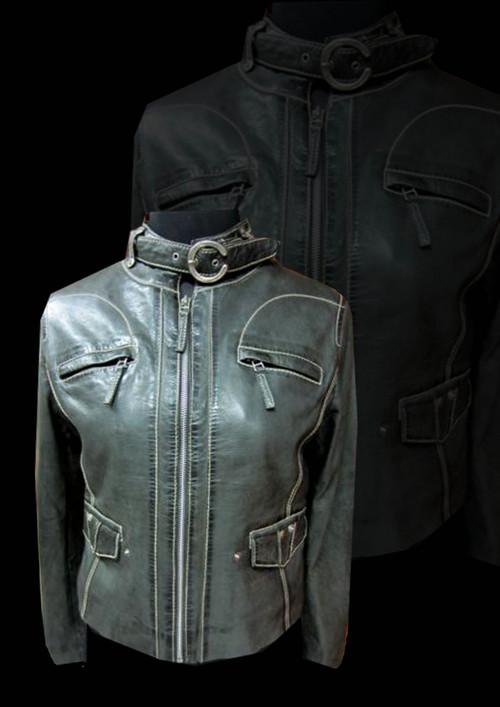 Womens Fancy Leather Jackets