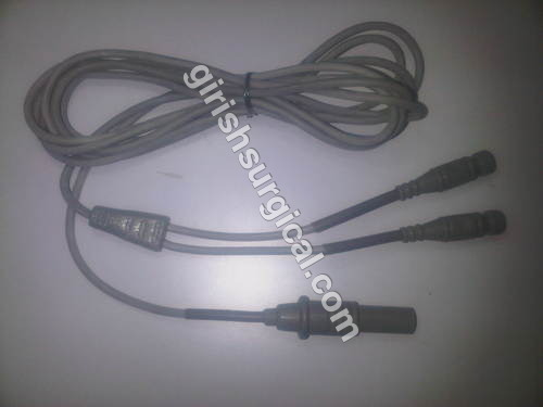 L & T bi-clamp / vessel sealing clamp cable cord.