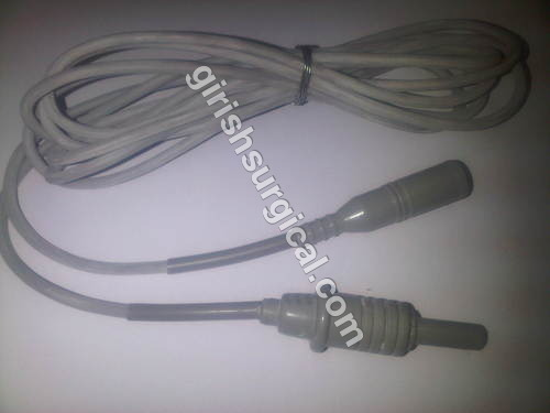MARTIN BIPOLAR FORCEPS SILICON CABLE CORD For MARTIN Unit.