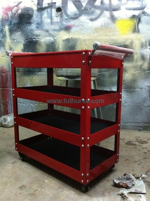 Industrial tool Tray